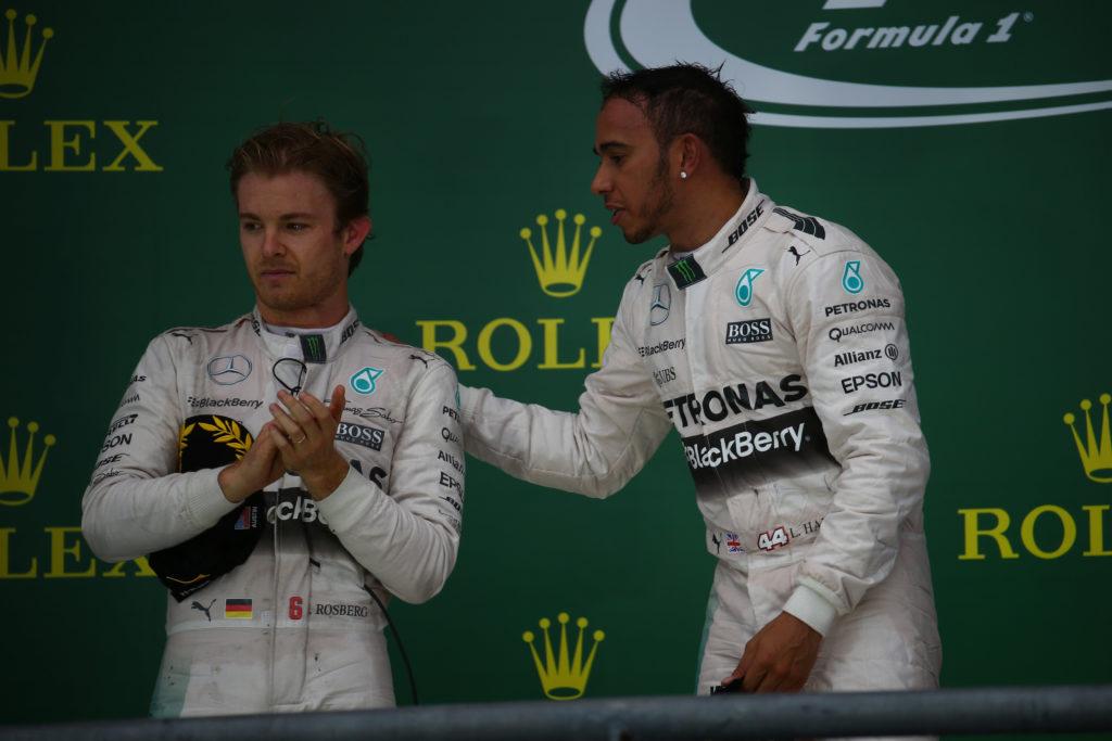 F1   GP USA 2015, Hamilton vince il Mondiale. Rosberg prepara la rivincita del 2016