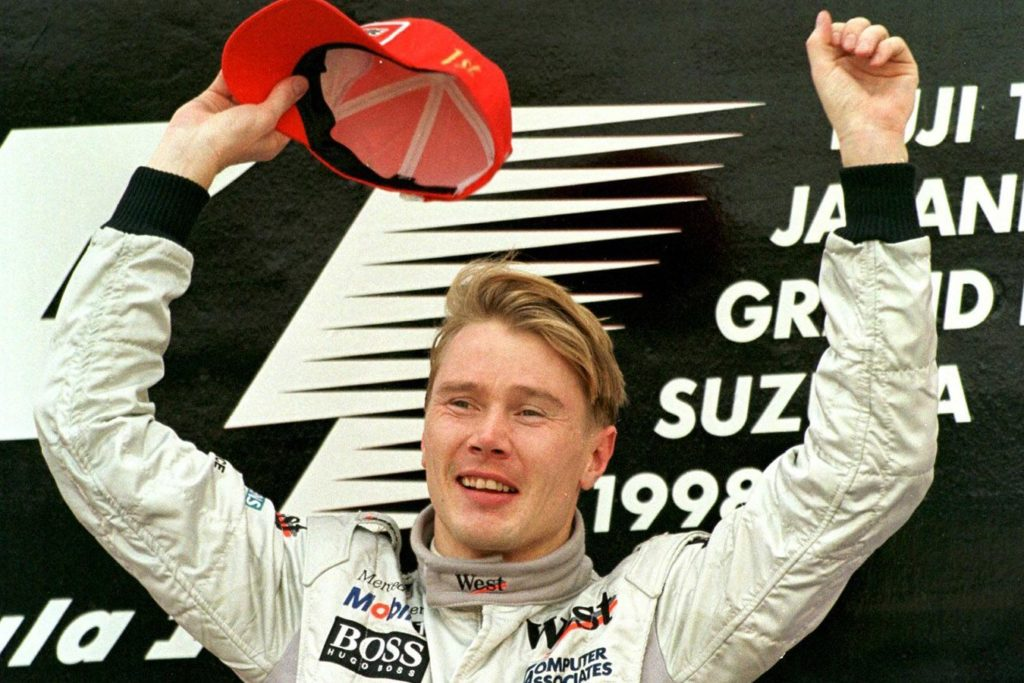 F1 | GP Suzuka 1998, Mika Hakkinen diventa Campione del Mondo