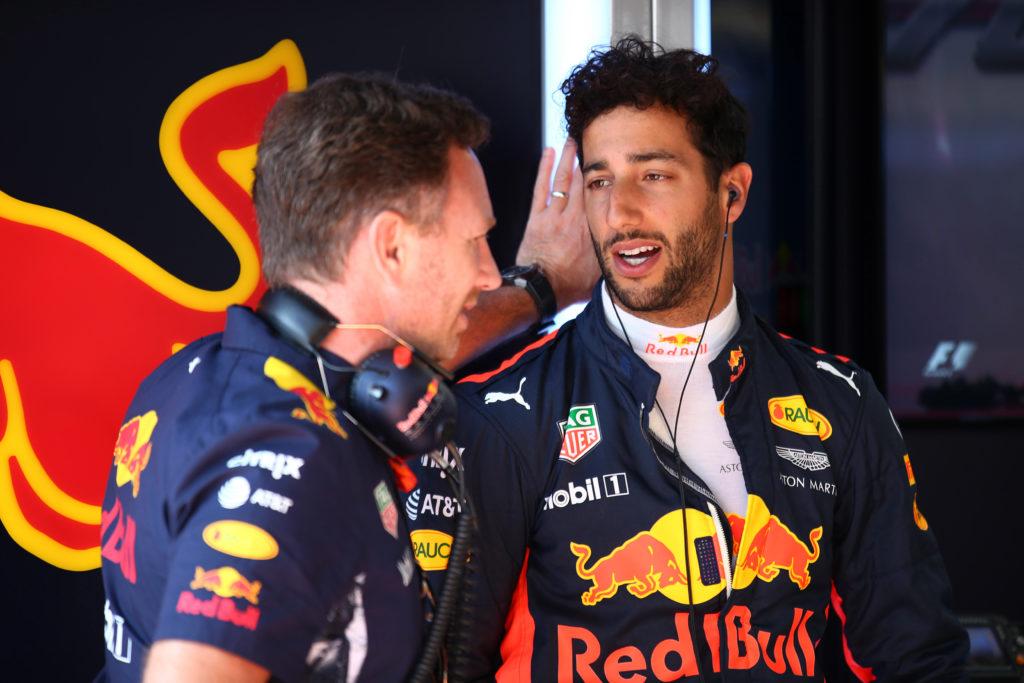 """F1   Red Bull, Chris Horner: """"Il ritiro di Ricciardo è stato frustrante per tutta la squadra"""""""