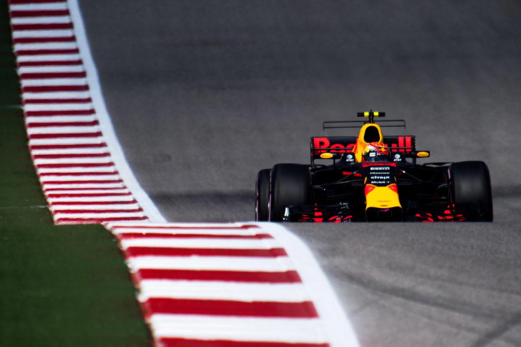 F1 | GP USA, installati dei cordoli nelle curve 16 e 17 dopo la penalità di Verstappen nel 2017