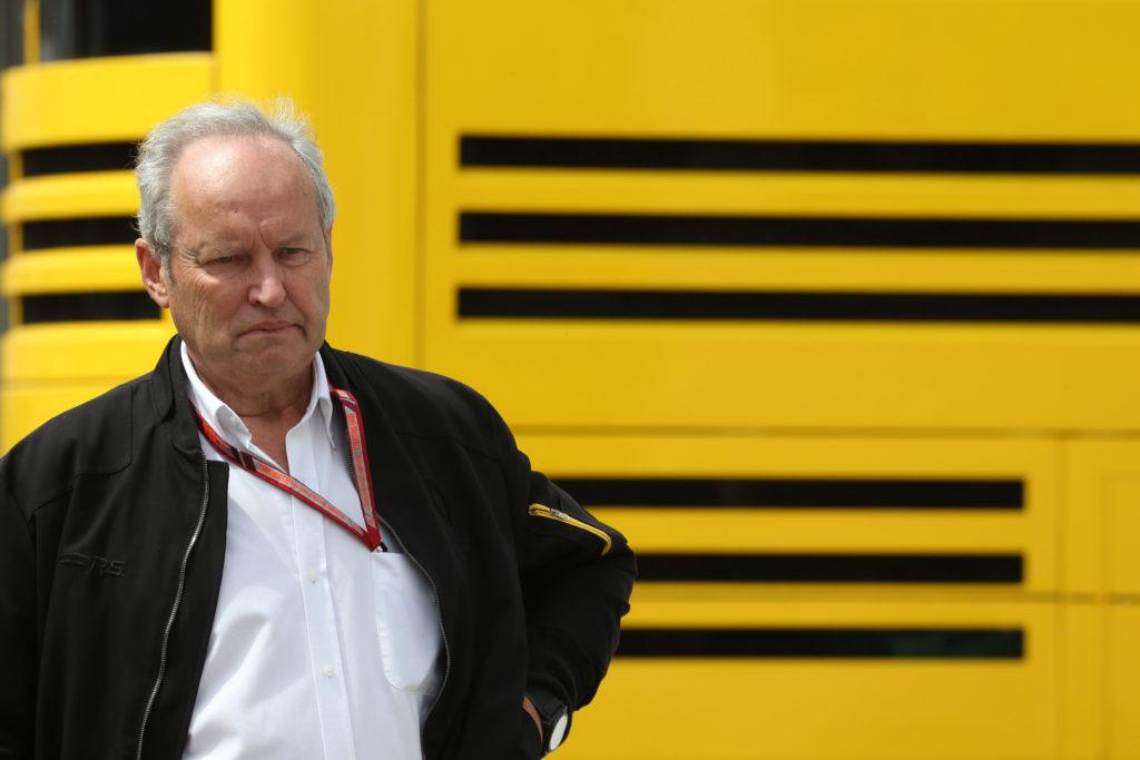 """F1   Renault, Jerome Stoll: """"Vogliamo il quarto posto, non è il momento di rilassarsi"""""""