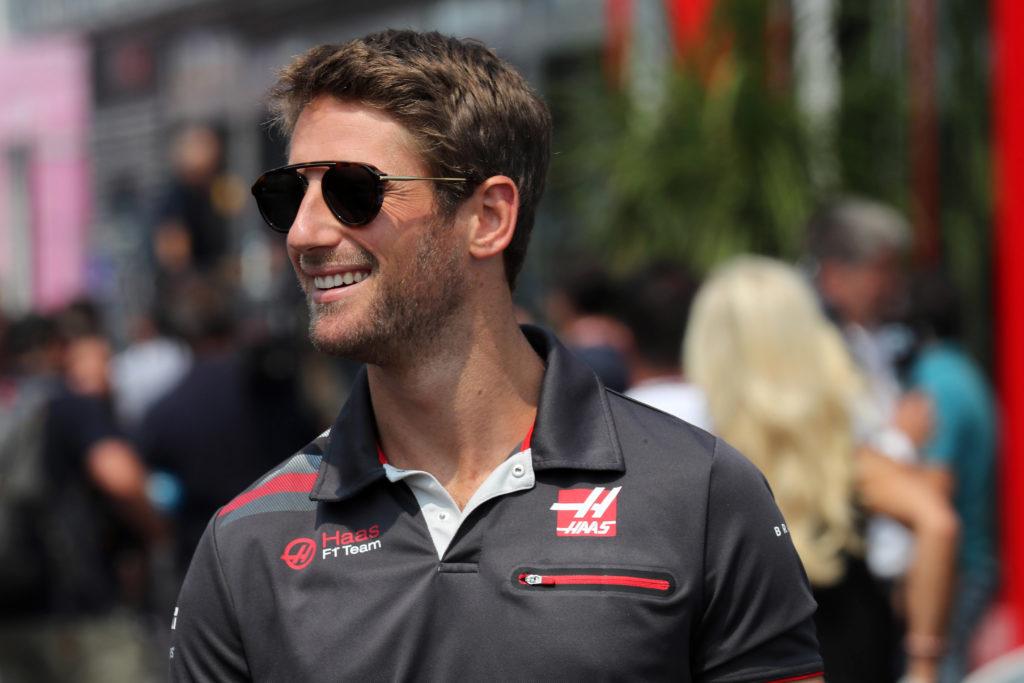 """F1   Haas, Grosjean: """"Dalla Germania sono tornato in forma, grazie al team per la pazienza"""""""