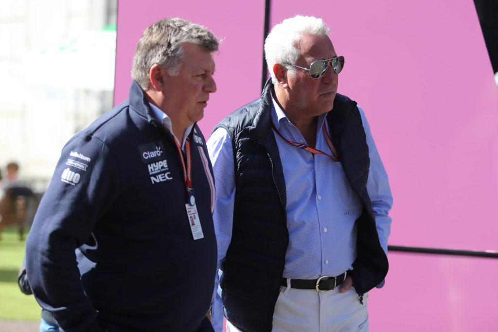 F1 | Lawrence Stroll ha pagato i creditori della Force India