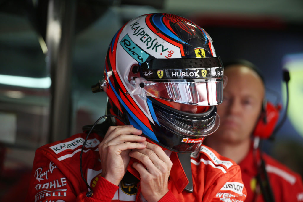 """F1   Ferrari, Raikkonen sulla gara di Sochi: """"Abbiamo fatto il massimo, la Mercedes è stata più veloce"""""""