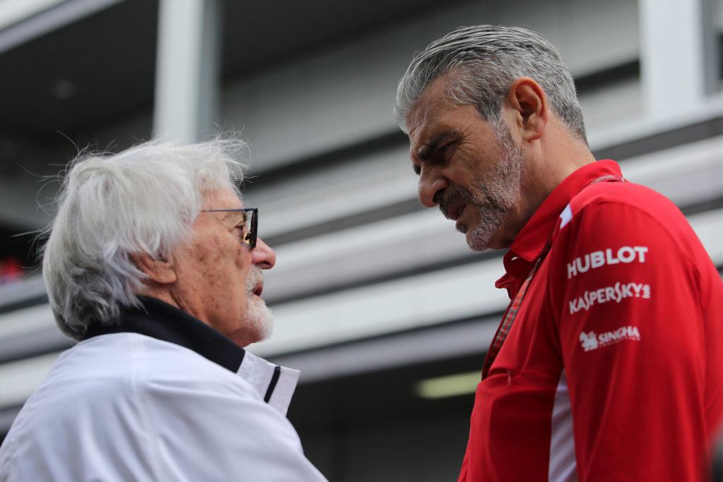 """F1   Ecclestone: """"Il problema della Ferrari? Essere troppo italiana"""""""