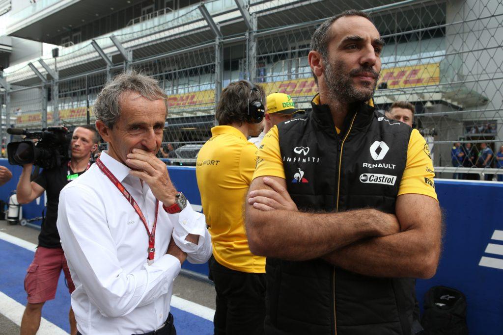 """F1   Renault, Cyril Abiteboul: """"Non abbiamo sfruttato al meglio il vantaggio delle nostre strategie"""""""