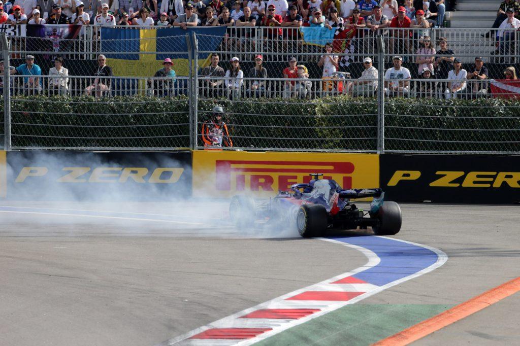 F1   Toro Rosso, entrambe le macchine fuori per lo stesso problema in Russia