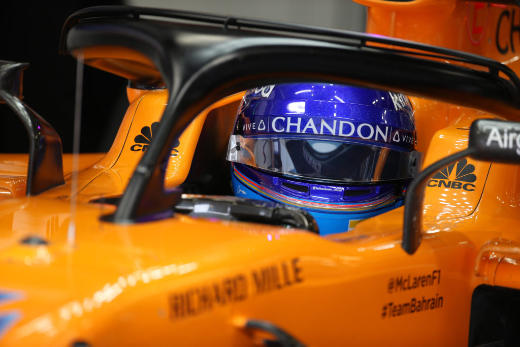 """F1   McLaren, Alonso: """"Utilizziamo il venerdì per fare dei test in ottica 2019"""""""