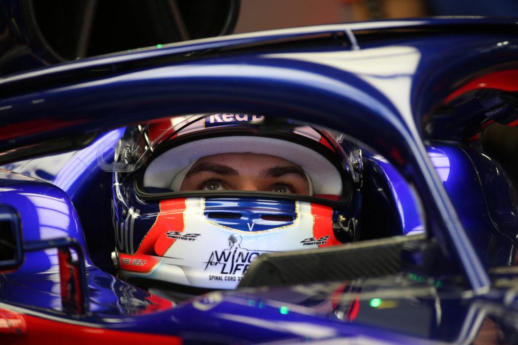 """F1   Toro Rosso, Gasly: """"Per ambire a posizioni più importanti dobbiamo usare le ultime specifiche Honda"""""""