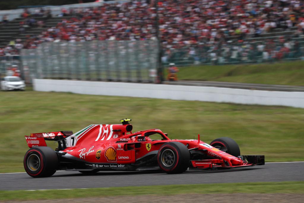 "F1 | Ferrari, Raikkonen: ""Pensavamo iniziasse a piovere a inizio Q3"""