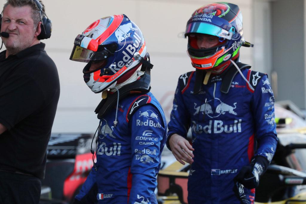 F1 | Gara deludente per la Toro Rosso dopo l'ottima qualifica