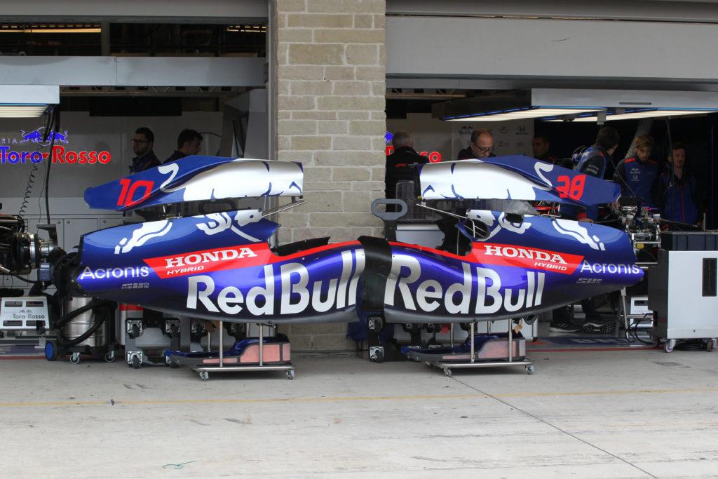 F1   Toro Rosso, Gasly e Hartley partiranno in ultima fila in Texas