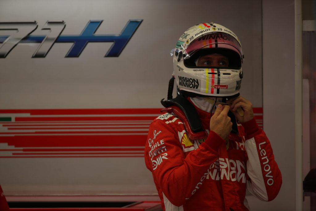 F1: Vettel