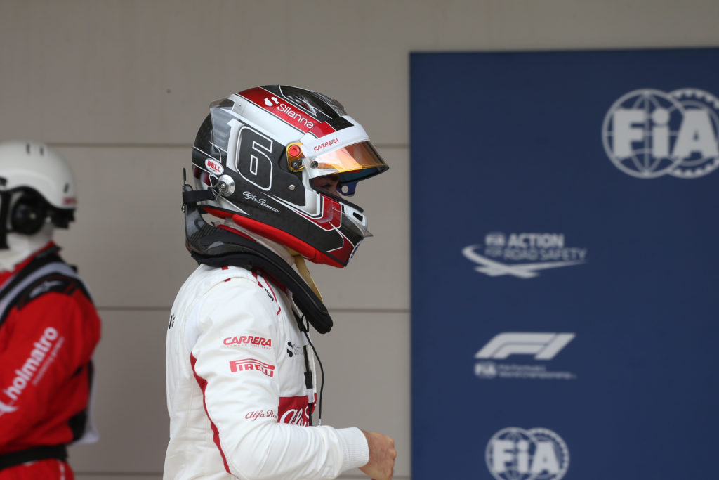"F1   Alfa Romeo Sauber, Leclerc: ""Finire in Q3 è sempre grandioso"""