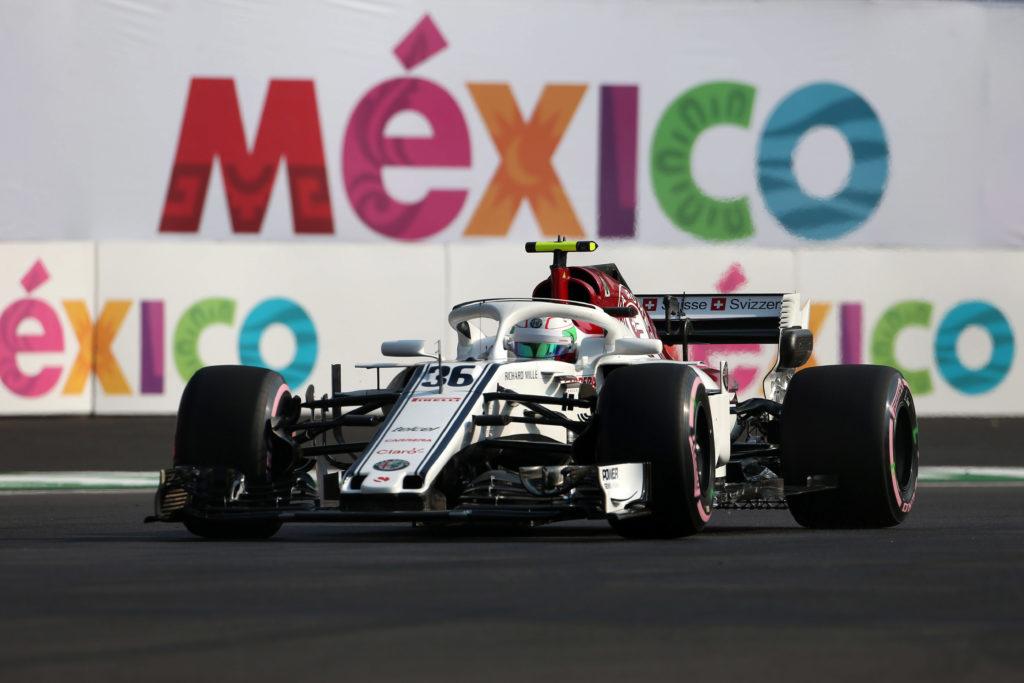 """F1   Alfa Romeo Sauber, Giovinazzi: """"Soddisfatto dei miei tempi sul giro"""""""