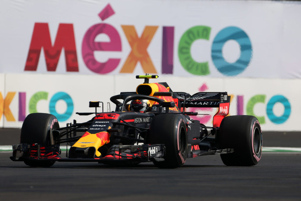 "F1 | GP Messico, Max Verstappen premiato come ""Driver of the Day"""