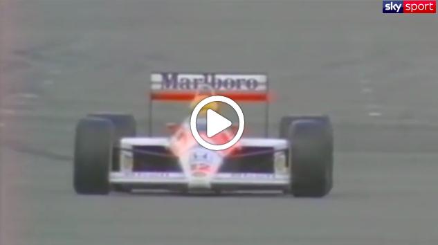 F1 | GP Giappone '88: la prima conquista iridata di Ayrton Senna [VIDEO]