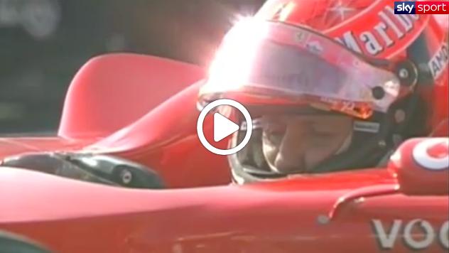 F1 | Suzuka 2004, l'ultima vittoria Rossa in Giappone [VIDEO]