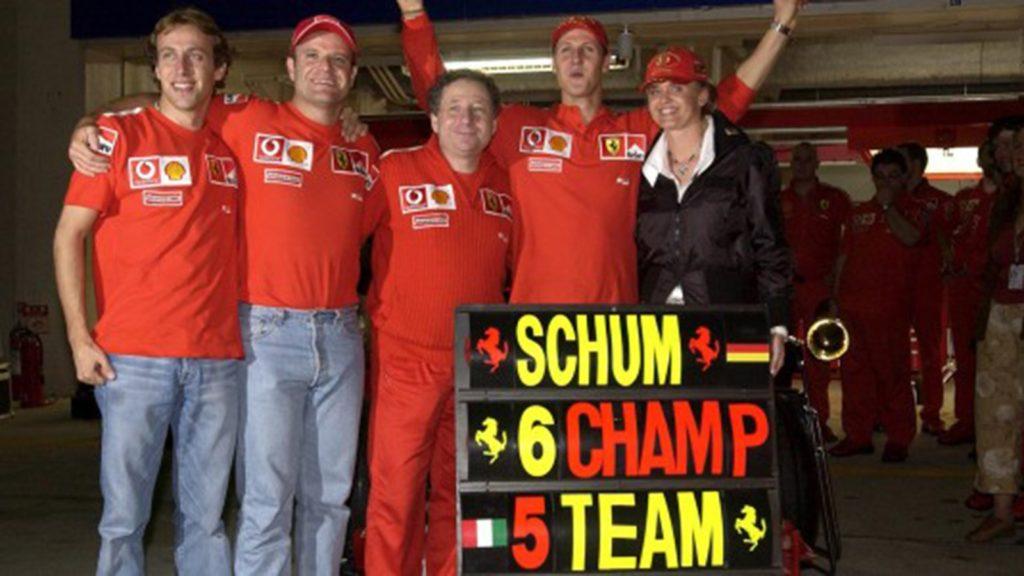 F1 | GP Suzuka 2003, il sesto titolo di Michael Schumacher