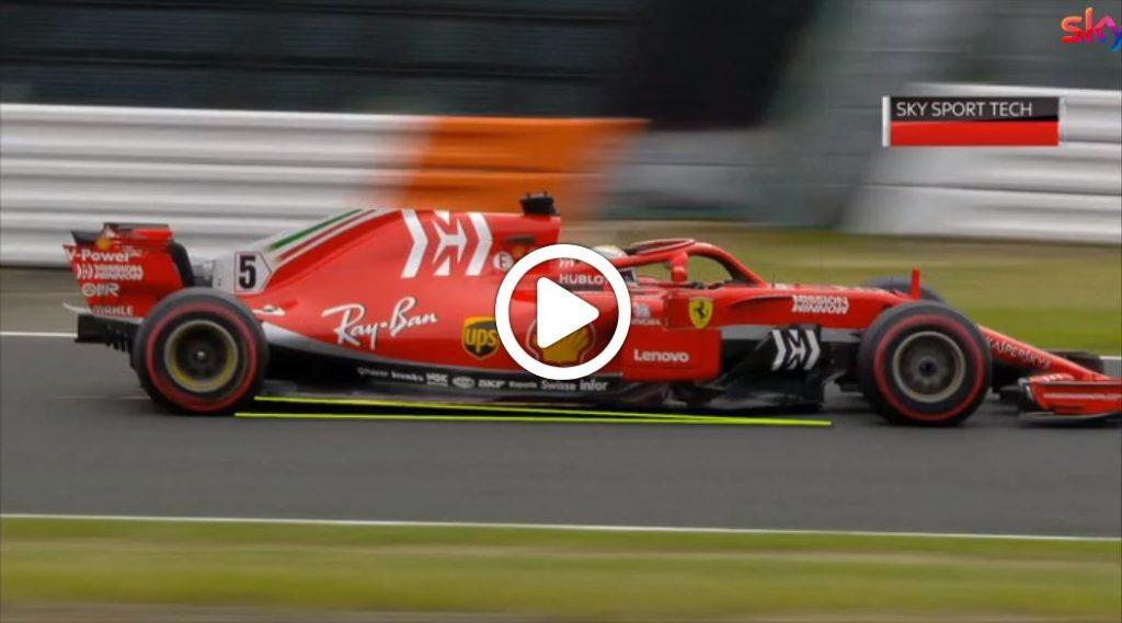 F1 | Sky Tech, Ferrari-Mercedes: assetti a confronto a Suzuka [VIDEO]