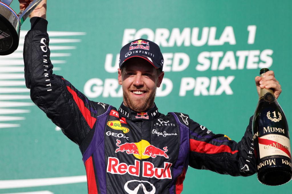 F1 | GP USA 2013, Vettel batte il record di vittorie consecutive di Schumacher