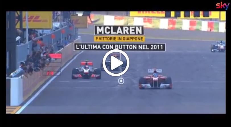 F1: Giappone, Hamilton domina le libere, Vettel 3/o