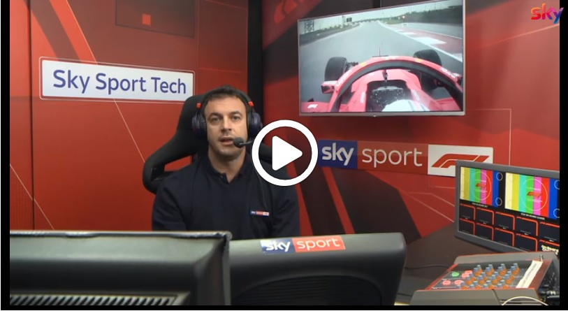 F1 | GP USA, Vettel penalizzato ad Austin: l'analisi allo Sky Tech [VIDEO]