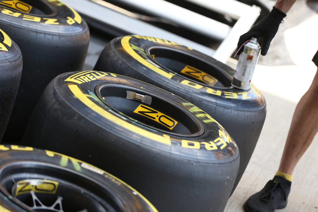 F1 | Pirelli, confermati i colori delle mescole per la stagione 2019