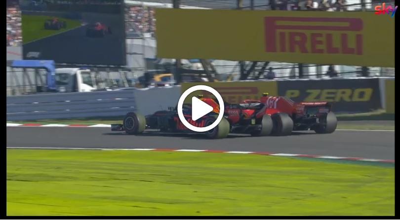 F1 | Verstappen vs Raikkonen, l'analisi del contatto allo Sky Tech [VIDEO]