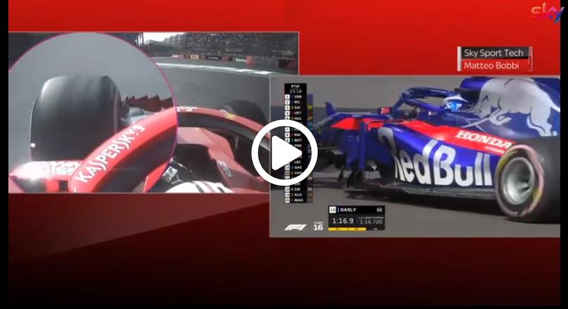 F1   GP Messico, Ferrari e Mercedes con problemi di graining all'Hermanos Rodriguez [VIDEO]