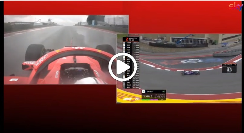 F1 | GP USA, Ferrari in difficoltà ad Austin: l'analisi allo Sky Tech [VIDEO]