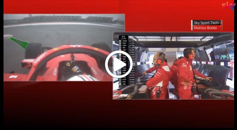 F1   GP USA, guida Hamilton-Vettel a confronto ad Austin: l'analisi allo Sky Sport Tech [VIDEO]