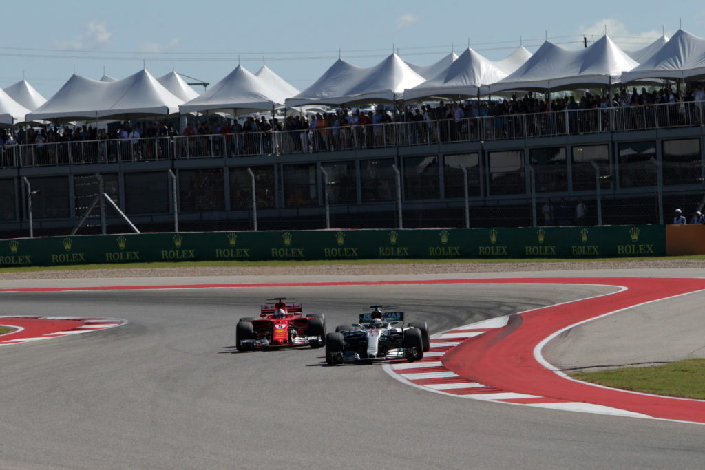 F1   Gli orari del Gran Premio degli Stati Uniti su TV8