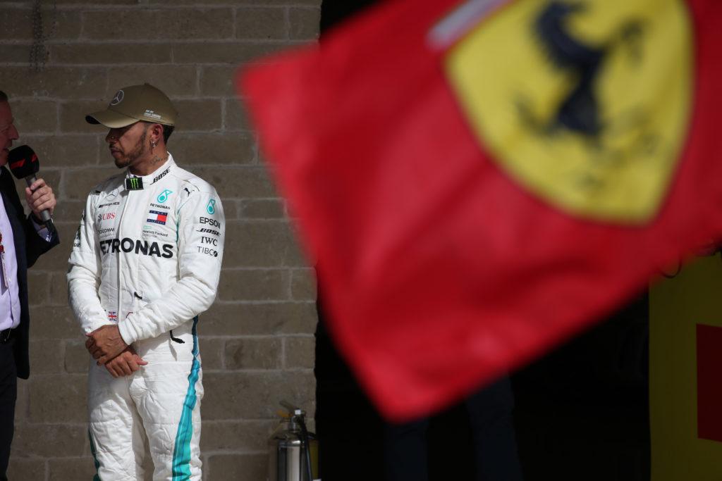 F1   Classifiche mondiali: Hamilton rinvia la festa iridata, la Ferrari rosicchia dodici punti alla Mercedes