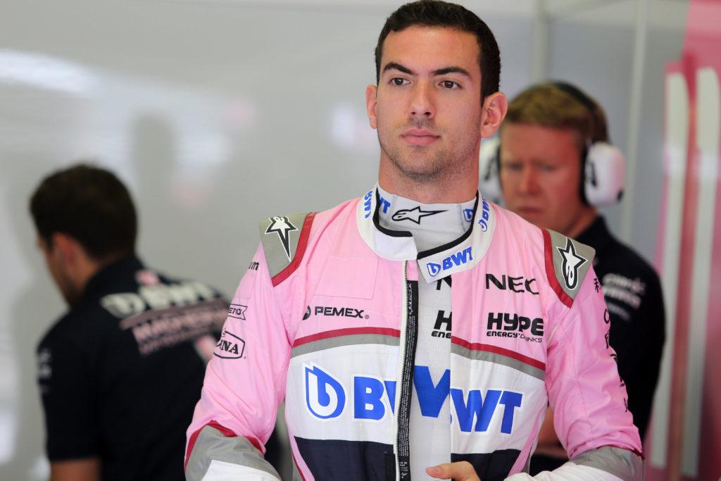 F1   Force India, Nicholas Latifi in pista nelle FP1 di Austin, Città del Messico e Interlagos