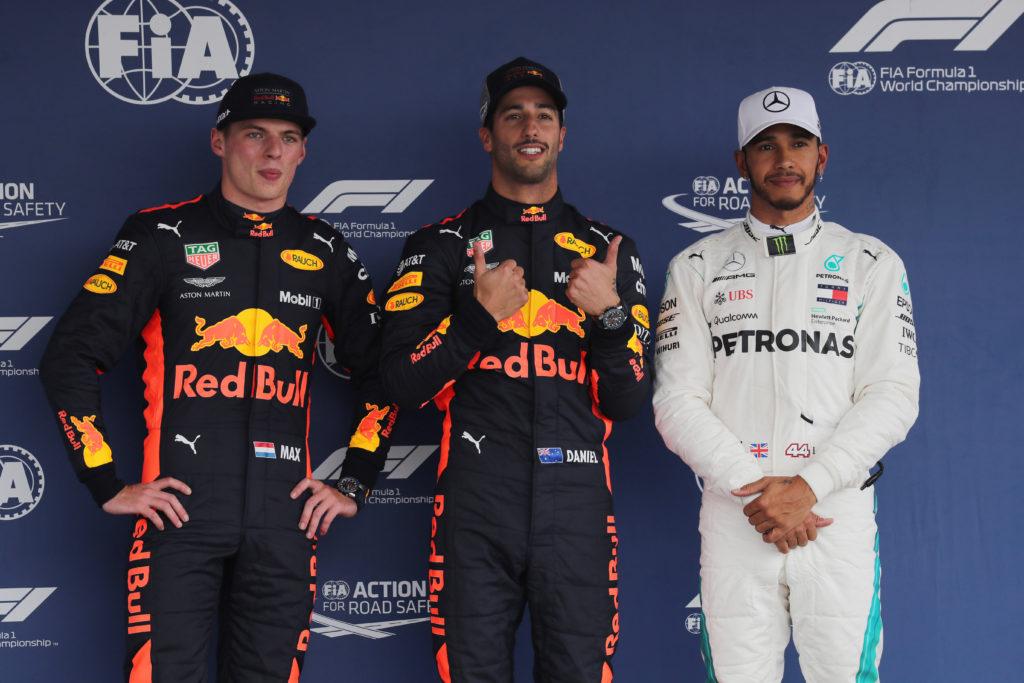 Formula 1 | Gran Premio del Messico, la griglia di partenza