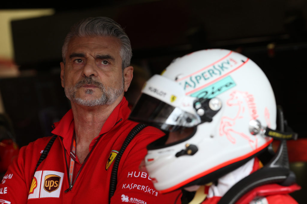 Arrivabene,Mondiale è mission impossible