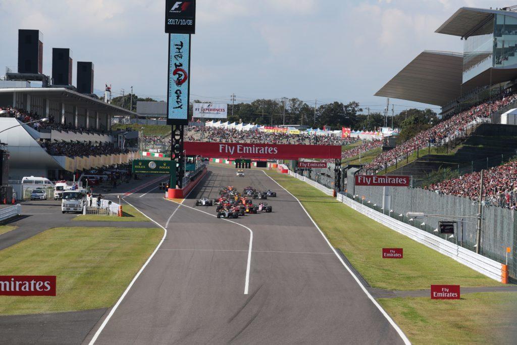 F1 | Gp Giappone: è doppietta Mercedes! Bene la Red Bull, disastro Ferrari
