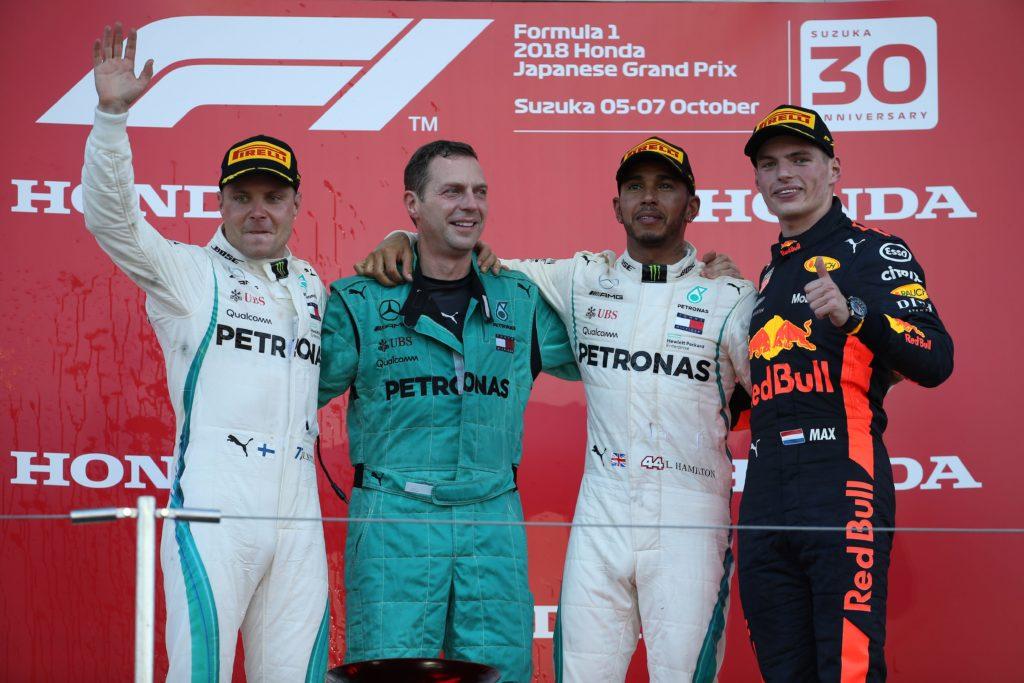 F1 | Pagelle GP Giappone – Hamilton senza rivali, Red Bull pimpanti. L'azzardo di Vettel non paga