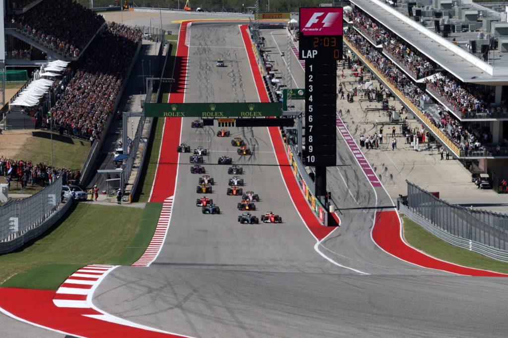 Formula 1 | Gran Premio degli Stati Uniti, la griglia di partenza