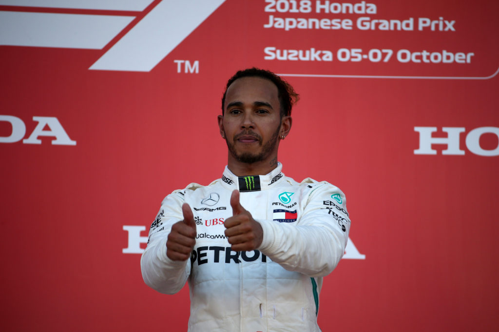 F1   Classifiche mondiali: campionato virtualmente chiuso, Hamilton a +67 su Vettel