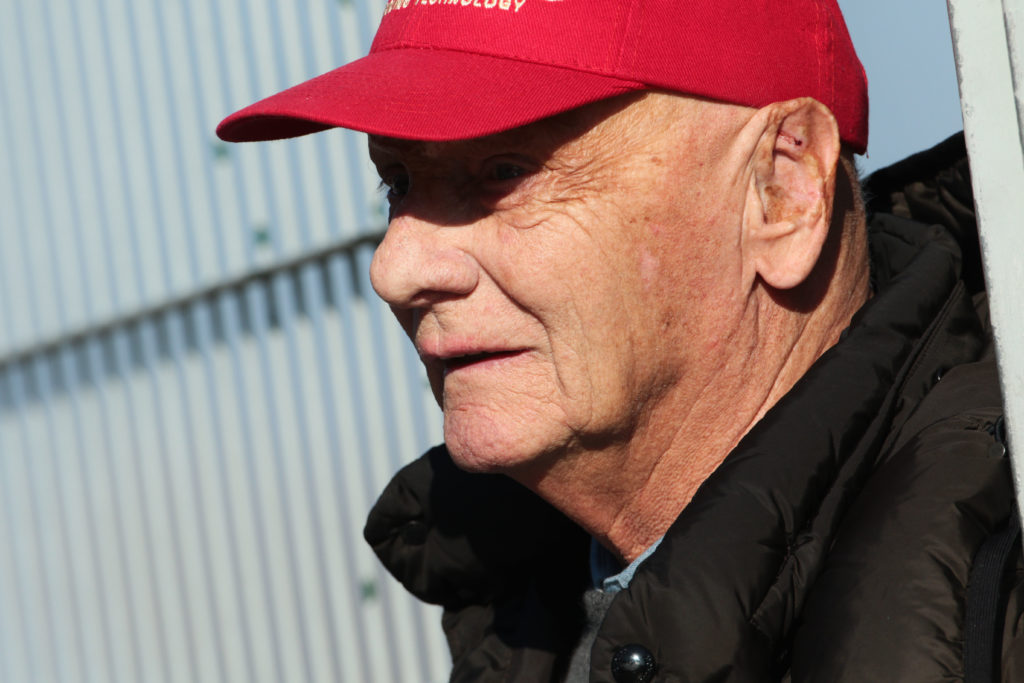 Lauda dimesso dopo trapianto polmoni