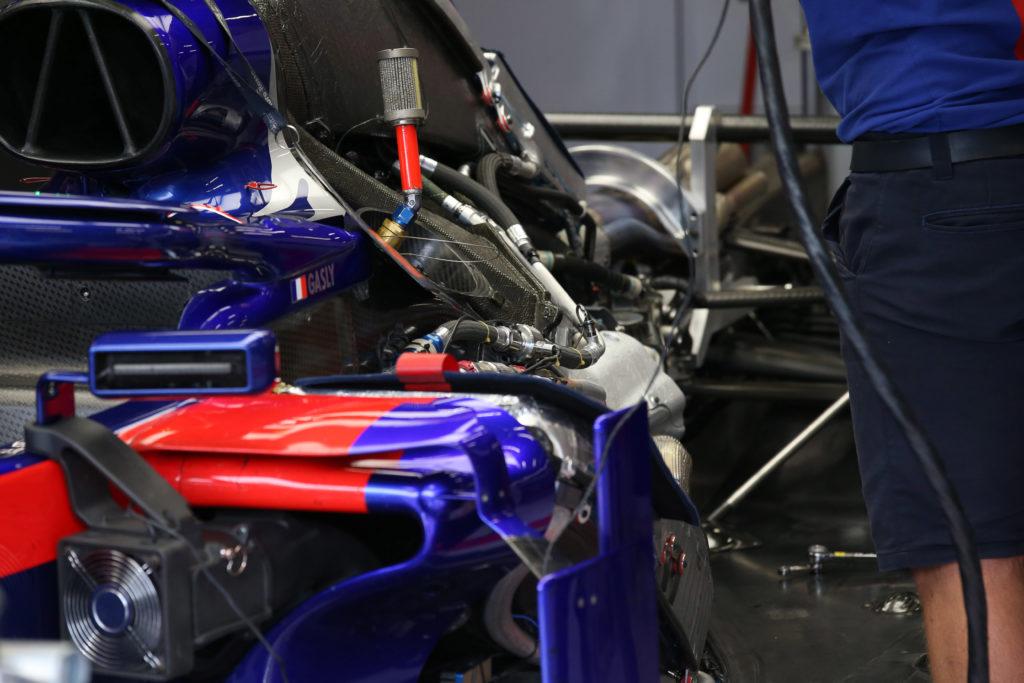 Formula 1 | GP Giappone, Toro Rosso: dubbi sull'introduzione della nuova power unit Honda