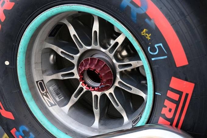 F1   GP Messico: Pirelli aumenta le pressioni delle gomme posteriori