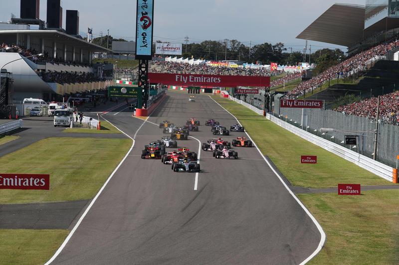Gran Premio del Giappone 2018: anteprima e orari del weekend