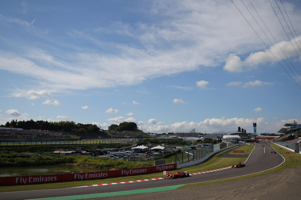F1 | Rivelata la zona DRS per il Gran Premio del Giappone