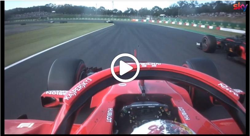 F1 | GP Giappone, l'analisi del contatto Vettel-Verstappen allo Sky Tech [VIDEO]