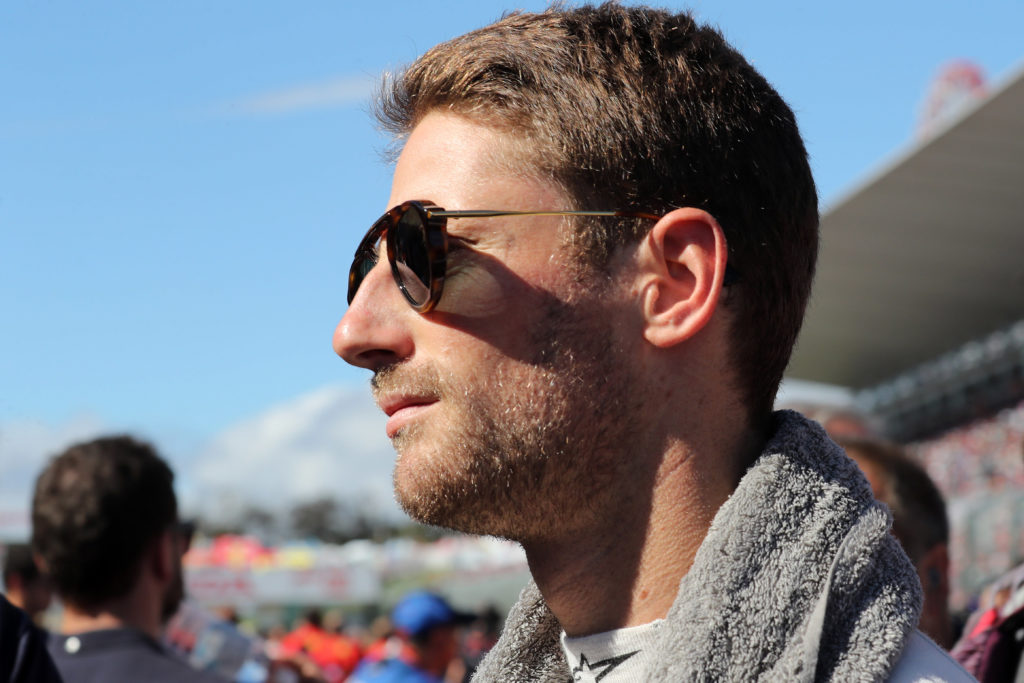 """F1   Grosjean: """"Ero sicuro di restare con la Haas"""""""