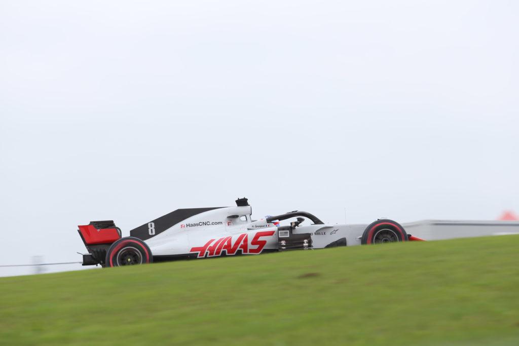 "F1 | Haas, Grosjean soddisfatto: ""Q3 importate in ottica gara"""