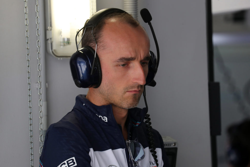 F1 | Kubica: test driver Ferrari nel 2019?